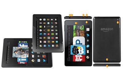 amazon Kindle Fire HDX 89 2014