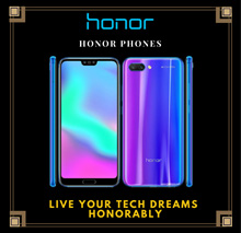 Honor Phones: Live Your Tech Dreams Honorably