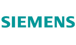 Siemens Official Logo of the Company