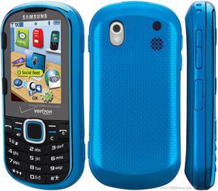 Samsung Intensity 2 (U460)