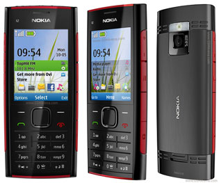Nokia X2 Features and Comparison