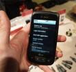 LG Optimus T Phone Model