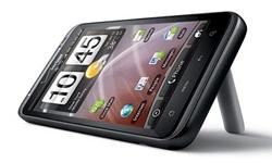 HTC Thunderbolt (4g) Phone Model