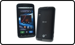 Motorola ATRIX 4G Phone Model