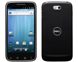 Dell Phone Model