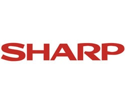 Sharp Official Logo of the Company