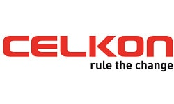 Celkon Official Logo of the Company