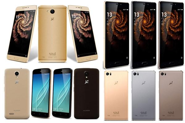 Allview phone models list