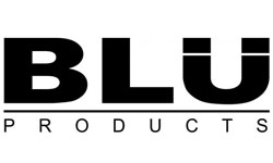 Blu official logo of the company