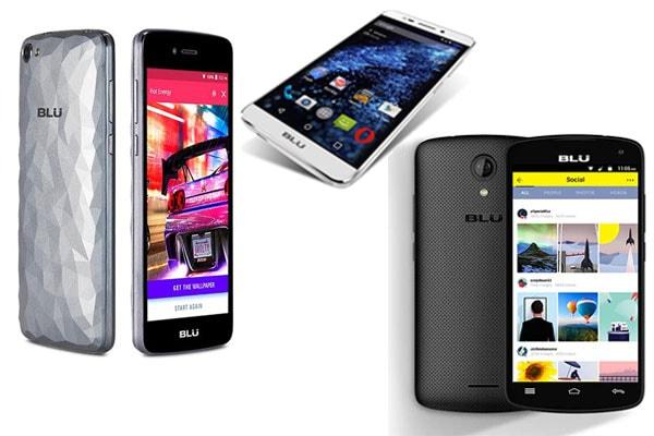 Blu list of phone models