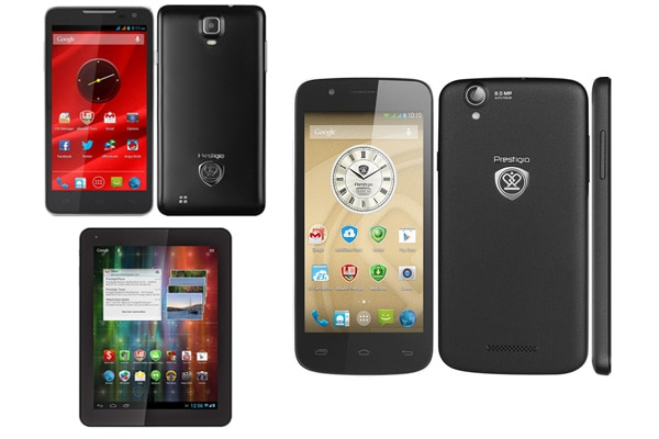 Prestigio Phone Models List