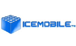 Icemobile official logo of the company