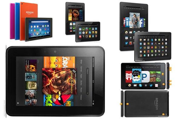 Amazon list of phone models