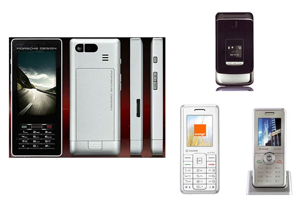 Sagem phone models list