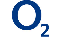 o2 official logo of the company