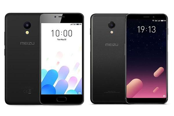 meizu phone models list