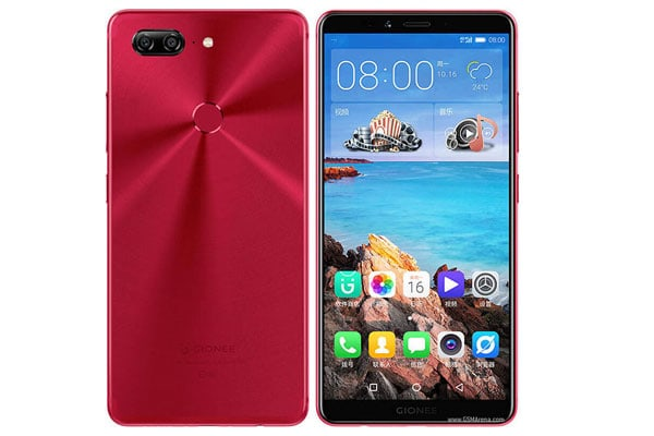 Gionee m7 Overview