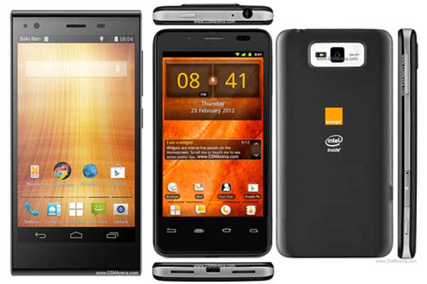 orange phone models list
