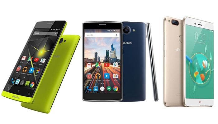 Archos phone models list