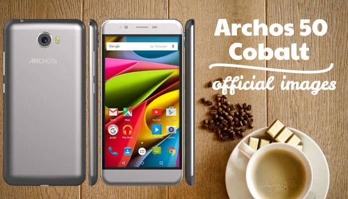 archos cobalt 50 official images