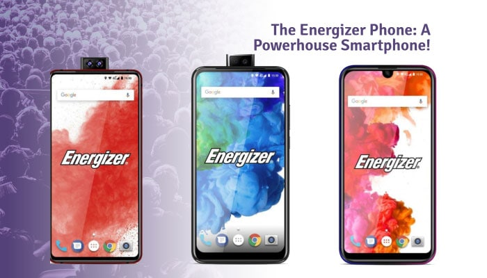 The Energizer Phone: A Powerhouse Smartphone!