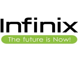infinix official logo of the company