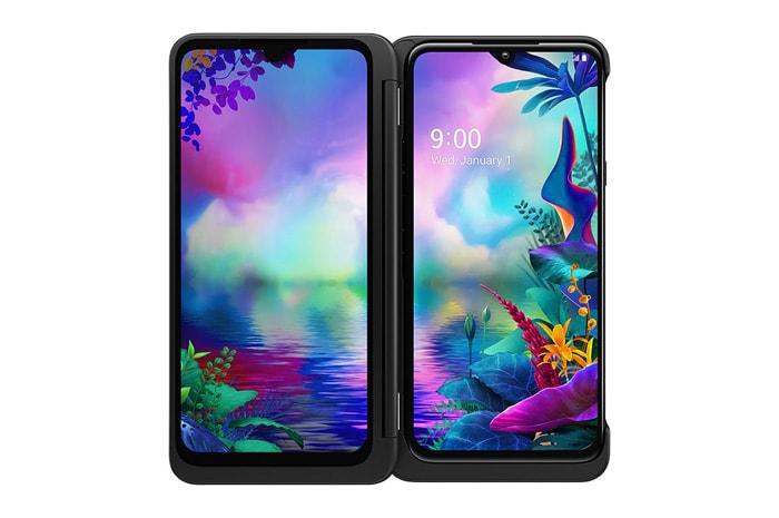 LG G8X Thin Dual Screen